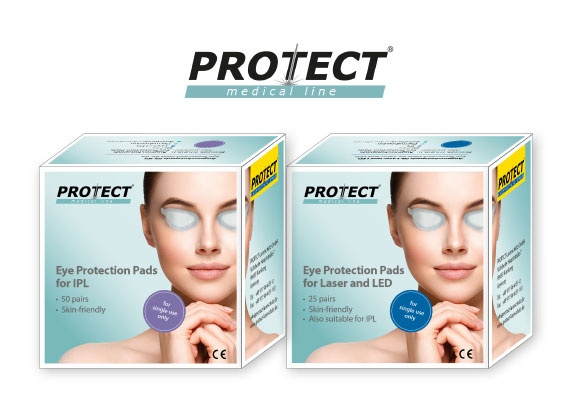 Protect Medical Line - Disposable Eye Protection Pads